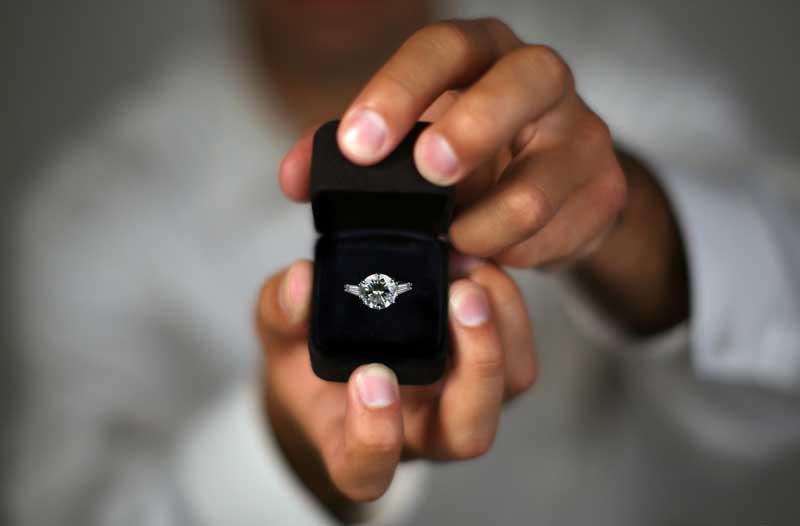 Propose2Me Leap Year Wedding Proposal