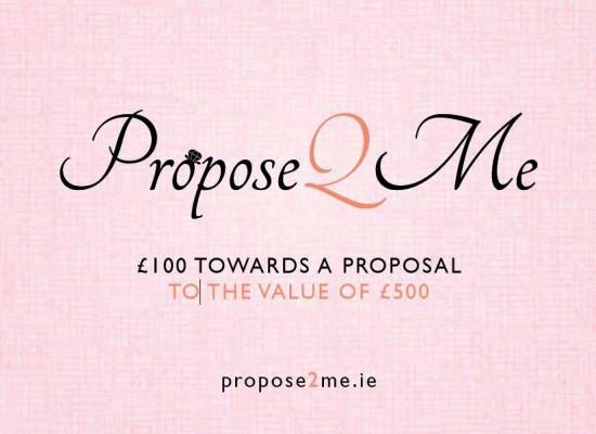 propose 2 me